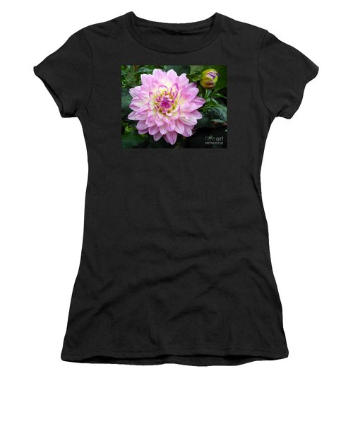 Today And Tomorrow Women's T-Shirt (Junior Cut) by Sami Martin