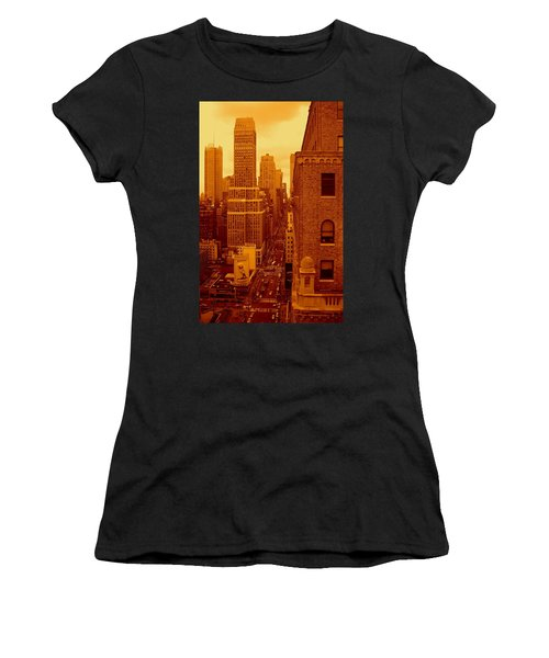Top Of Manhattan Women's T-Shirt