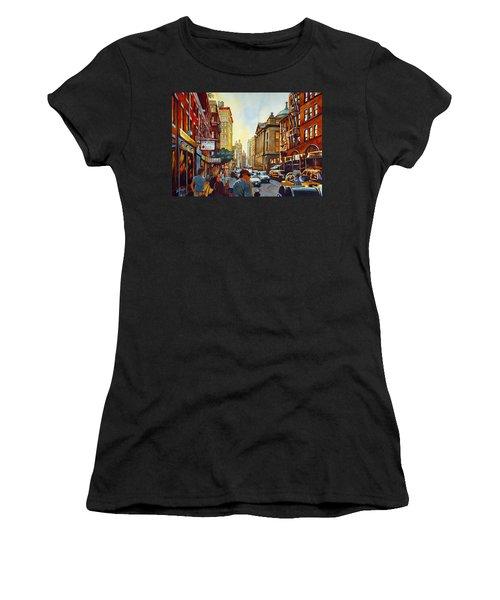 Tourist Season Women's T-Shirt