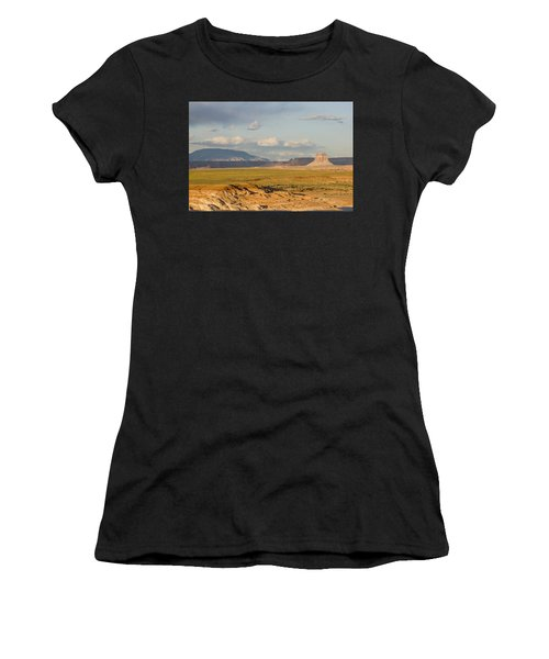 Tower Butte View Women's T-Shirt