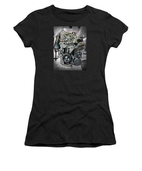 Toyota Engine Women's T-Shirt