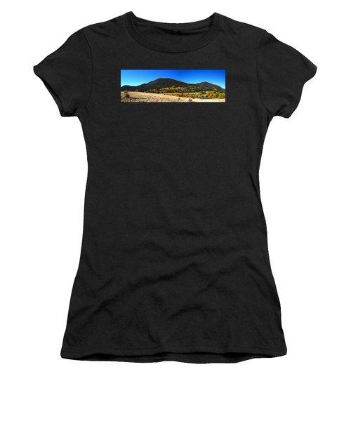 Trail Ridge Road - Panorama Women's T-Shirt (Athletic Fit)