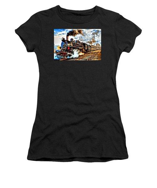 Train Series 02 Women's T-Shirt