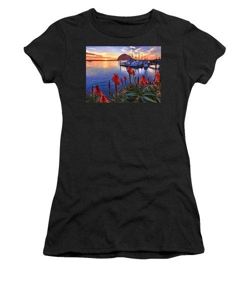 Tranquil Harbor Women's T-Shirt