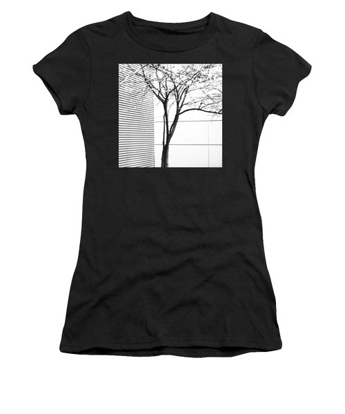 Tree Lines Women's T-Shirt