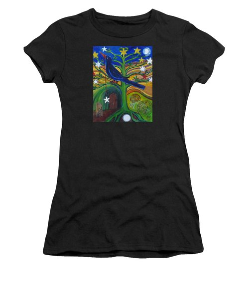 Tree Of Stars Women's T-Shirt