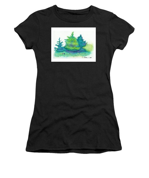 Trees 2 Women's T-Shirt