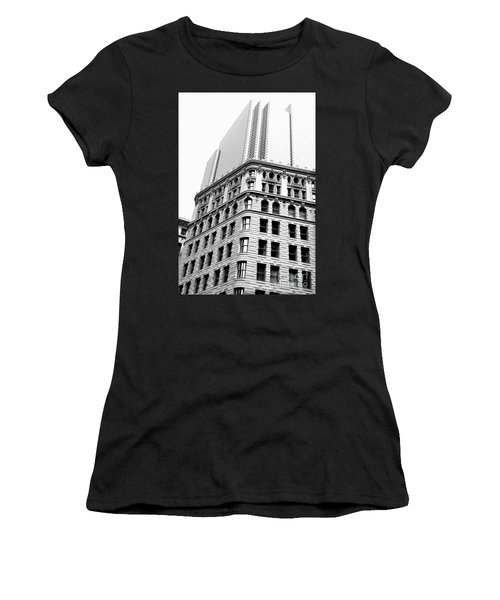 Tremont Temple Boston Ma Women's T-Shirt