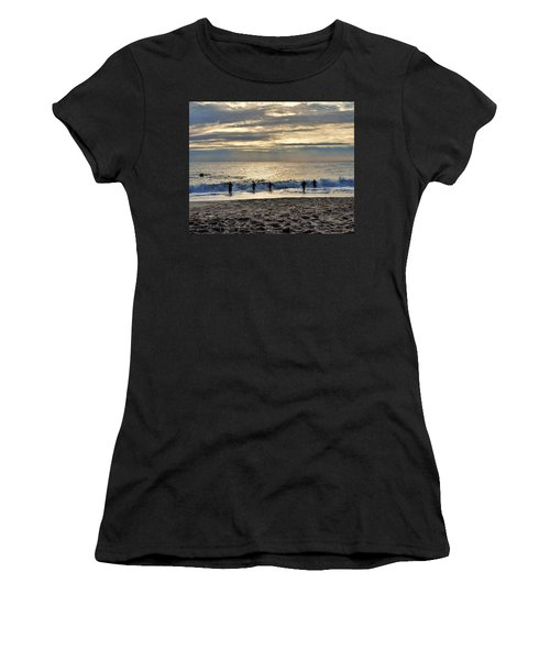 Triathalon Women's T-Shirt (Athletic Fit)