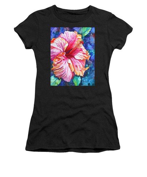 Tropical Hibiscus 4 Women's T-Shirt