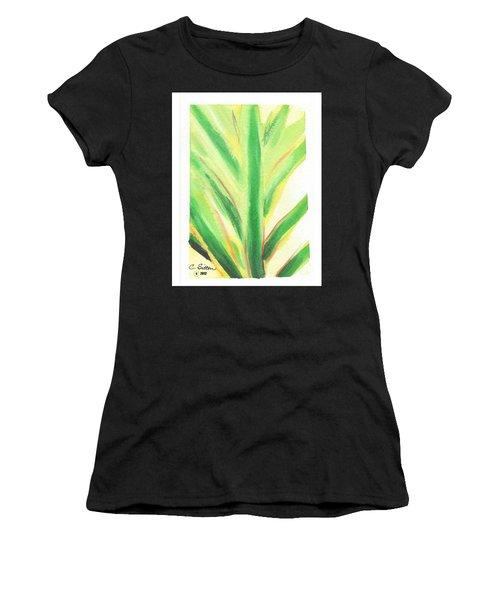 Tropical Leaf Women's T-Shirt