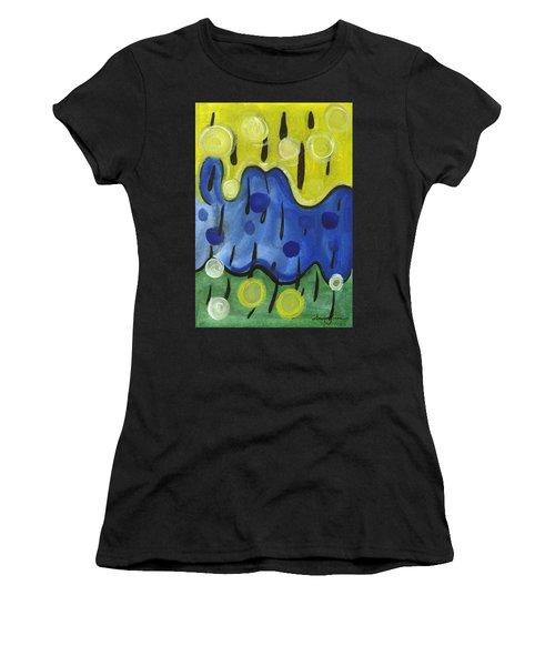 Tropical Rain Women's T-Shirt