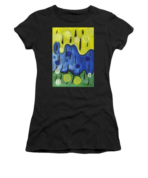 Tropical Rain Women's T-Shirt