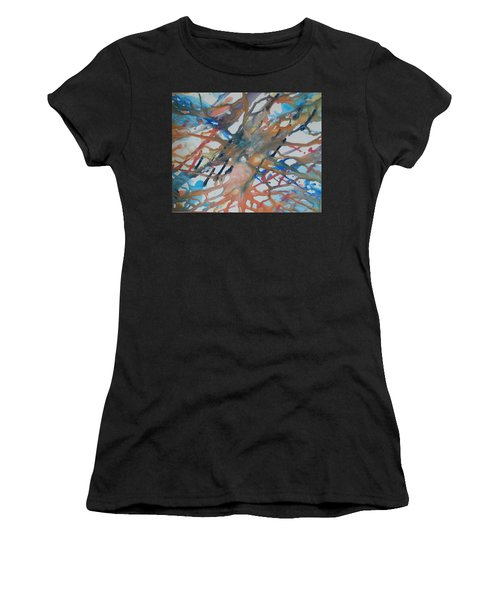 Tube Women's T-Shirt (Athletic Fit)