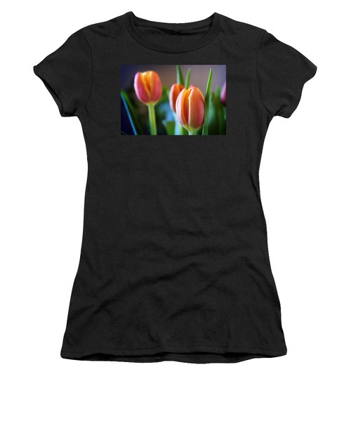 Tulips Artistry Women's T-Shirt