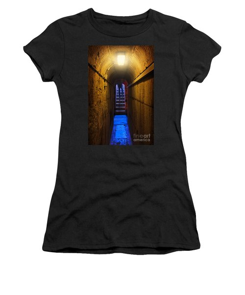 Tunnel Exit Women's T-Shirt (Athletic Fit)