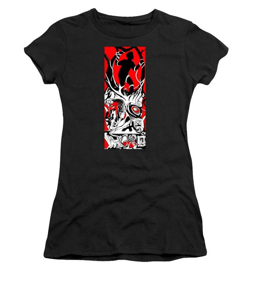 Turmoil Restraint Women's T-Shirt
