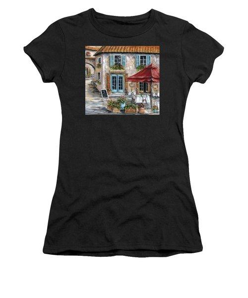 Tuscan Trattoria Women's T-Shirt