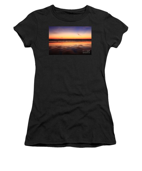 Cardiff By The Sea Glow Women's T-Shirt
