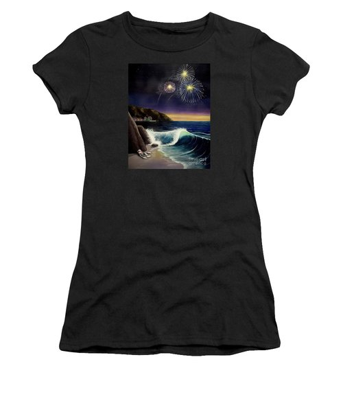Twilight's Last Gleaming Women's T-Shirt (Athletic Fit)