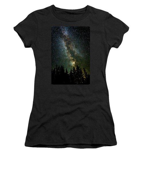 Twinkle Twinkle A Million Stars  Women's T-Shirt