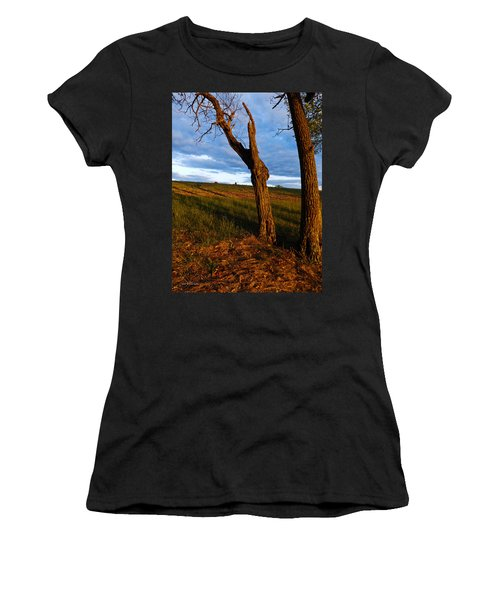 Twisted Tree Women's T-Shirt (Athletic Fit)