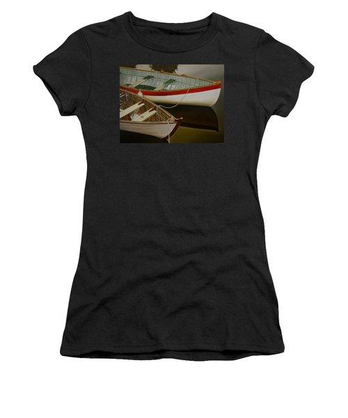 Two Boats Women's T-Shirt