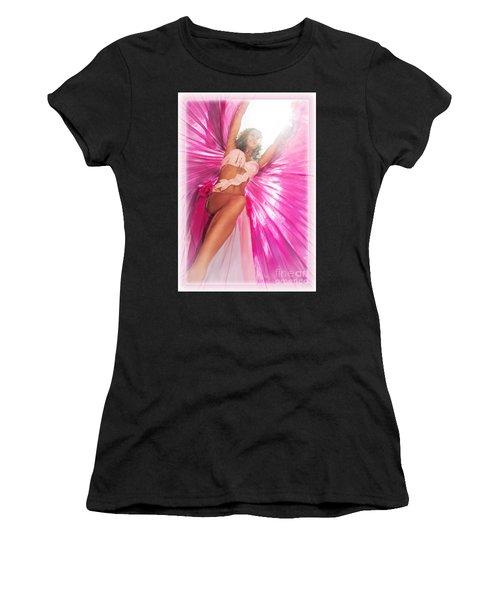 Under Myryka's Spell Women's T-Shirt (Athletic Fit)