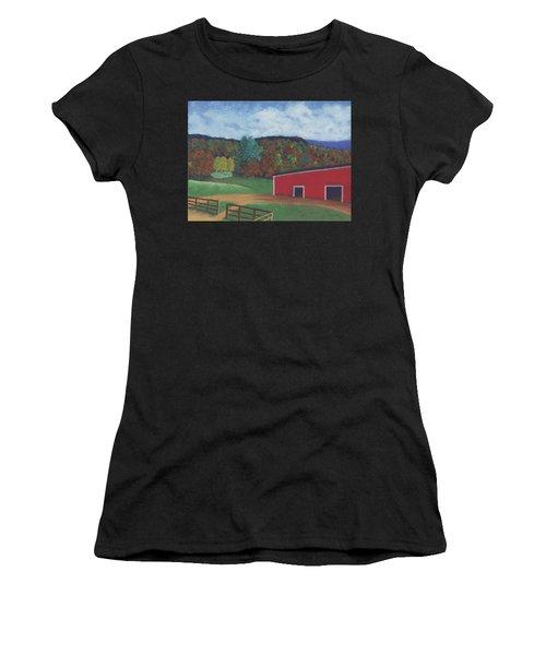 Undermountain Autumn Women's T-Shirt
