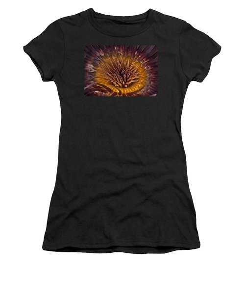 Underwater Flower Women's T-Shirt