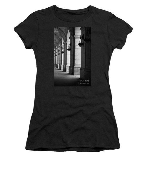Union Station Washington Dc Women's T-Shirt (Junior Cut) by John S