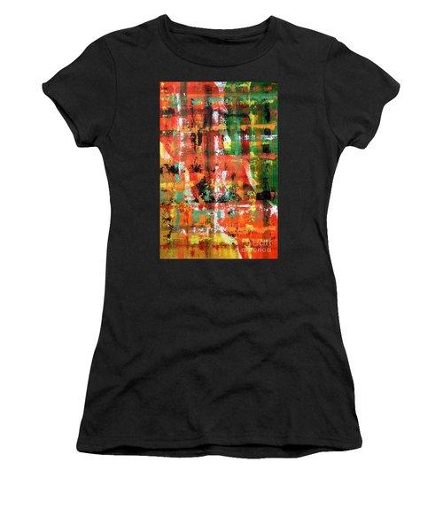 Three Parts Women's T-Shirt
