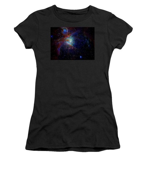 Unknown Distant Worlds Women's T-Shirt (Athletic Fit)