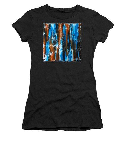 Winter Vs. Summer Women's T-Shirt