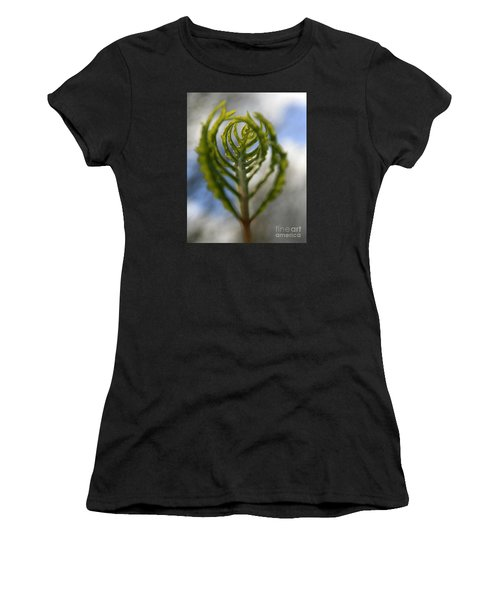 Unwrapped Women's T-Shirt (Athletic Fit)