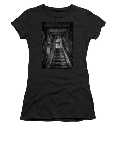 Up To The Walls Women's T-Shirt (Athletic Fit)
