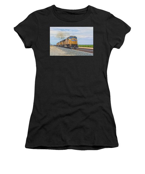 Up4421 Women's T-Shirt (Athletic Fit)