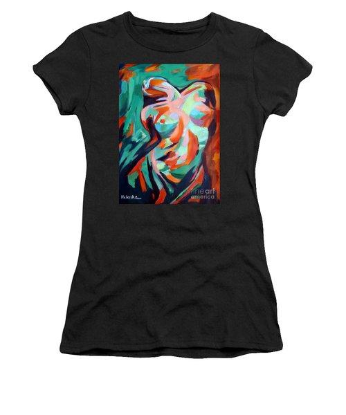 Uplift Women's T-Shirt (Athletic Fit)