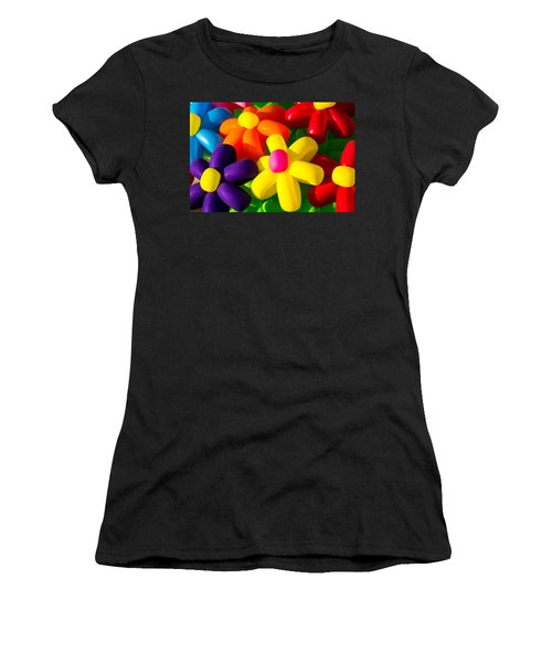 Urban Flowers - Featured 3 Women's T-Shirt (Athletic Fit)