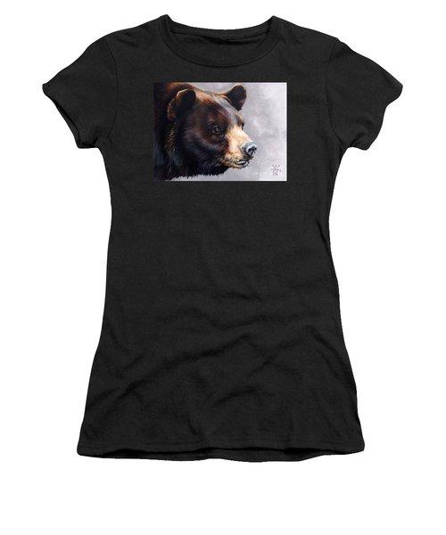 Ursa Major Women's T-Shirt (Junior Cut) by J W Baker