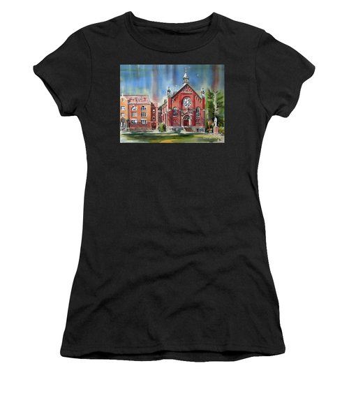 Ursuline Academy With Doves Women's T-Shirt