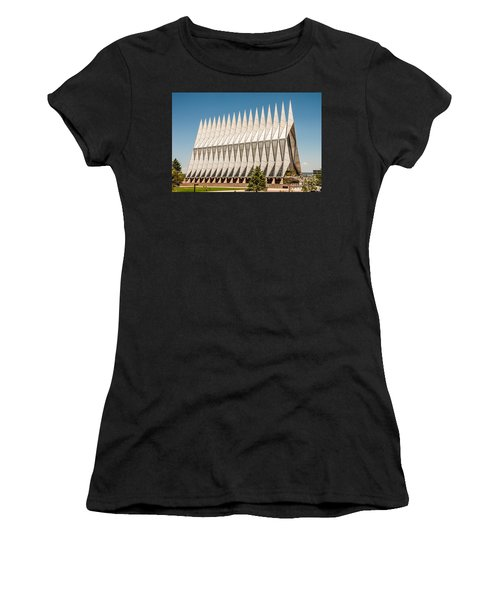 Air Force Academy Chapel Women's T-Shirt