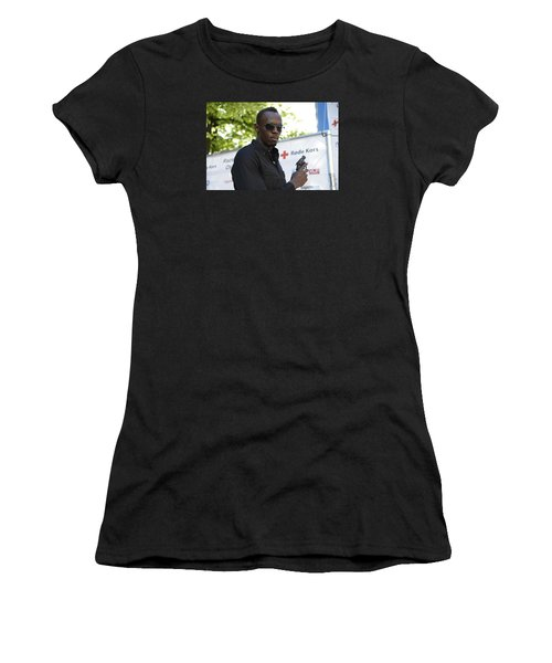 Usain Bolt - The Legend 4 Women's T-Shirt (Athletic Fit)