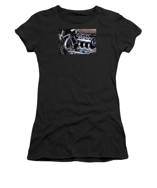 Valkyrie 2 Women's T-Shirt (Junior Cut) by Wendy Wilton