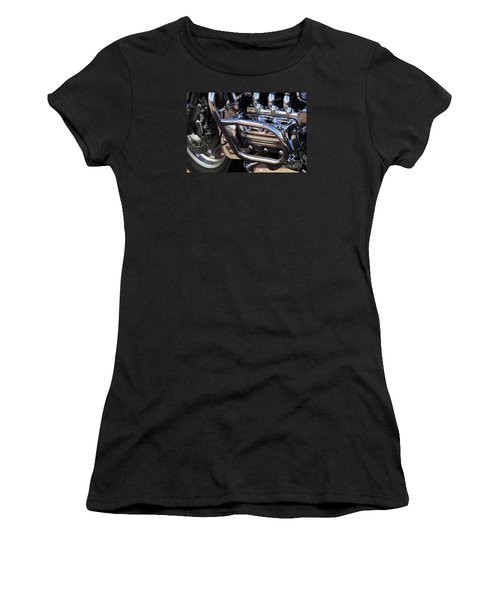 Valkyrie 1 Women's T-Shirt (Junior Cut) by Wendy Wilton