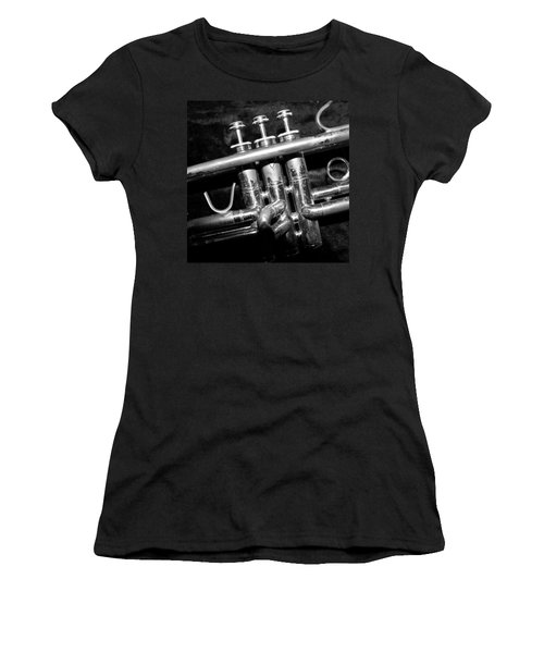 Valves Women's T-Shirt (Junior Cut) by Photographic Arts And Design Studio