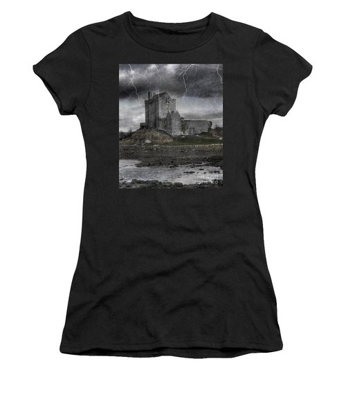 Vampire Castle Women's T-Shirt