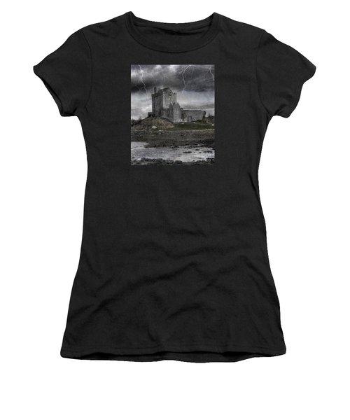 Vampire Castle Women's T-Shirt
