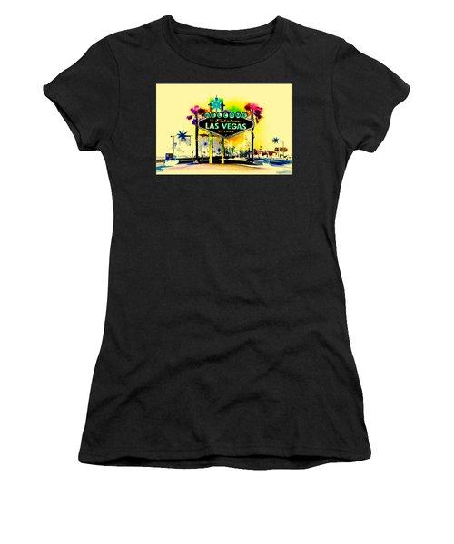 Vegas Weekends Women's T-Shirt