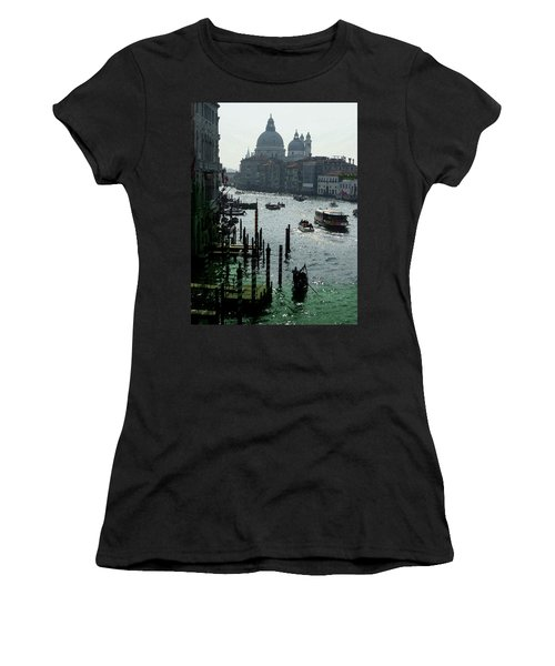 Venice Grand Canale Italy Summer Women's T-Shirt